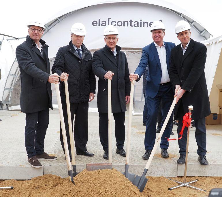 В Калужской области немецкая компания построит завод по производству блок-контейнеров