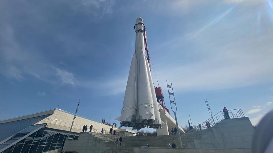 17 апреля в Калуге открылся новый комплекс музея истории космонавтики