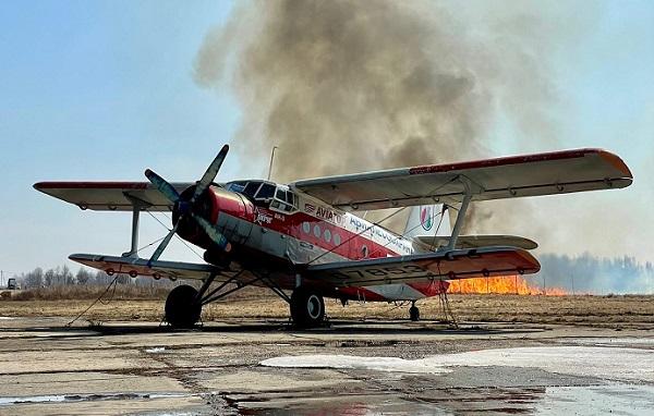 Самолет Орешково