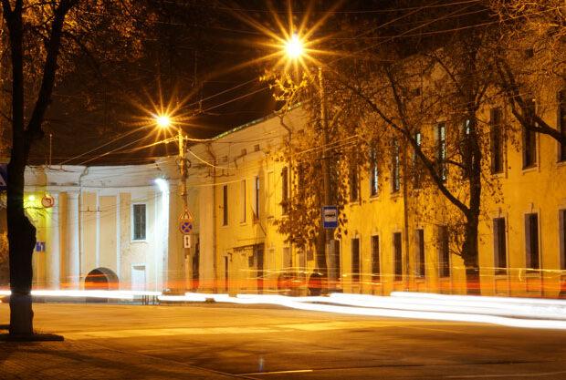 Калуга ночь