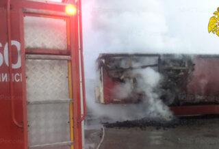 пожар Обнинск