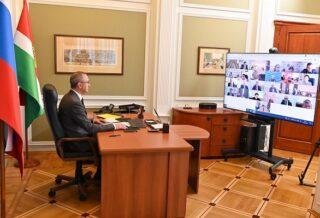 Правительство заседание