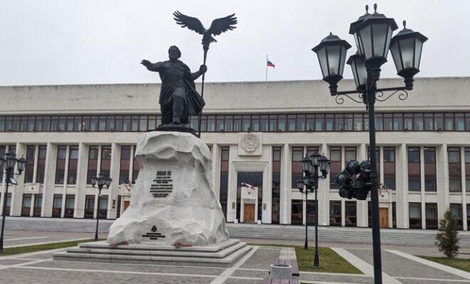 Правительство Калуга Иван3