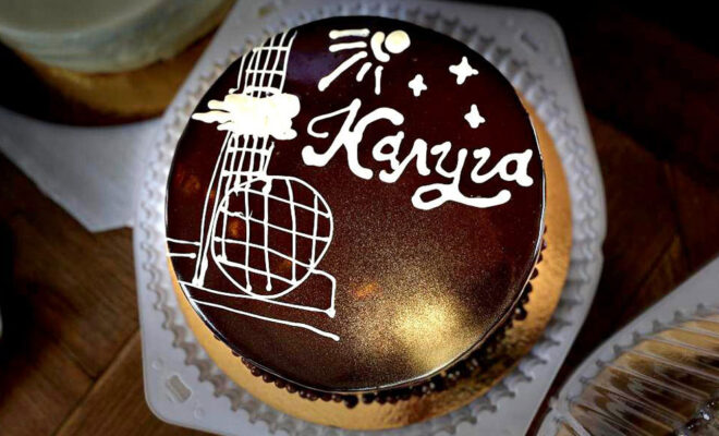 торт Калуга