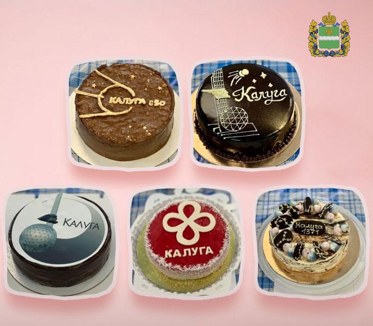 торт Калуга2