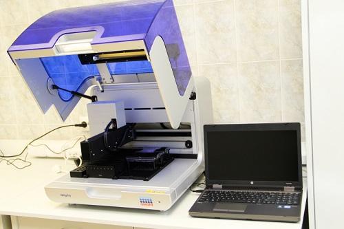 ДНК-лаборатория в УМВД