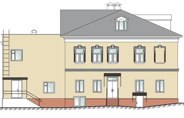 В Калуге капитально отремонтируют 120-летний жилой дом