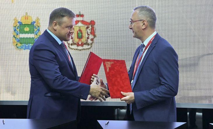Калужская и Рязанская области начинают сотрудничество в сфере производства автомобилей и автокомплектующих