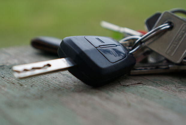 ключ автомобиль