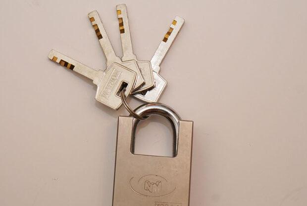 ключи замок2
