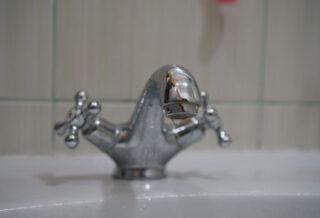 кран вода отключения