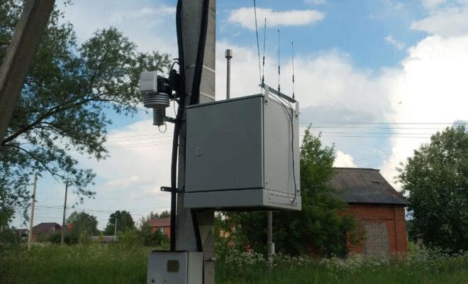 мониторинг воздух