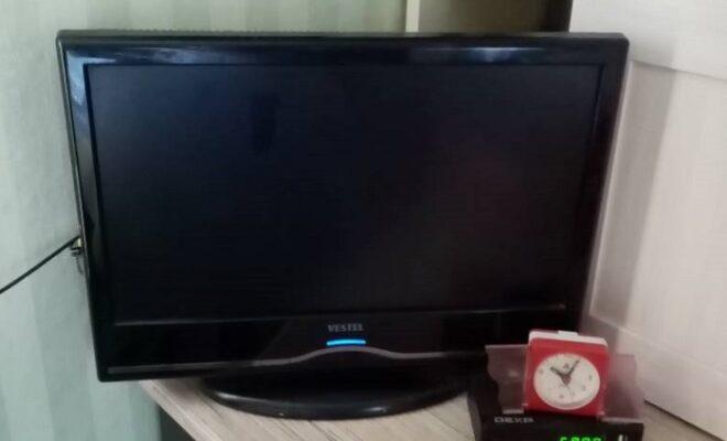 телевизор с приставкой