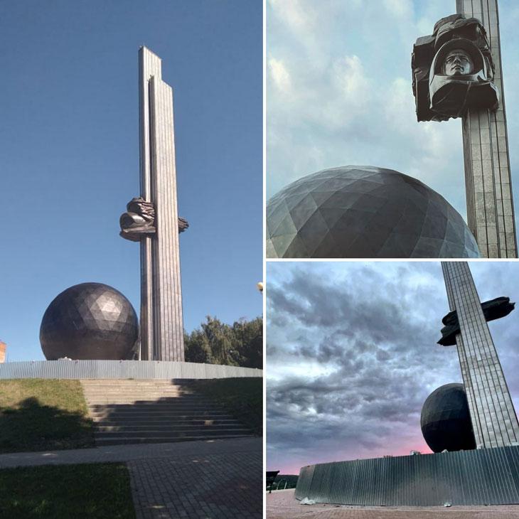 600-летия памятник