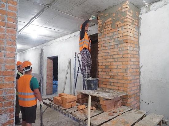 Ковид-госпиталь в Калуге и новый корпус детской больницы построят в этом году