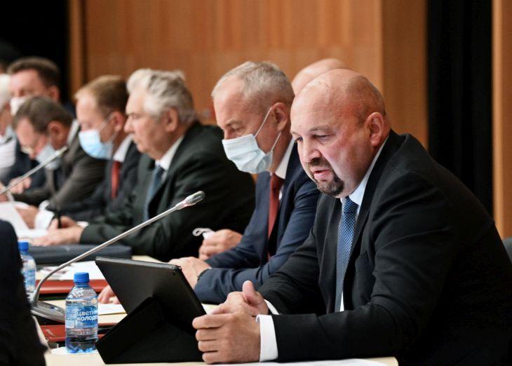 Владислав Шапша: недопустимо, чтобы люди часами ожидали прибытия бригад скорой помощи