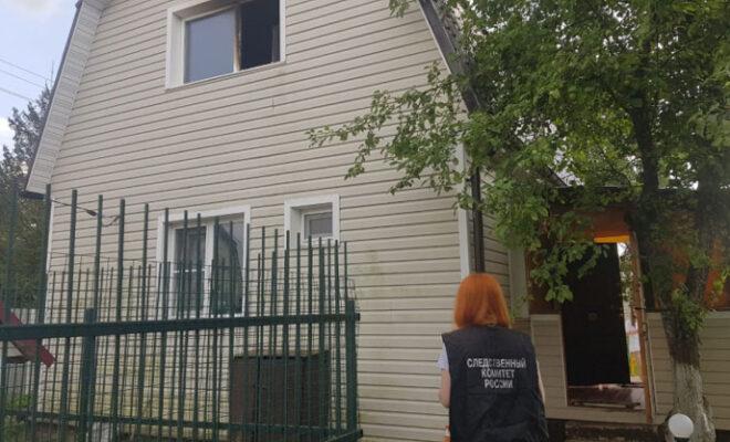 пожар Боровск