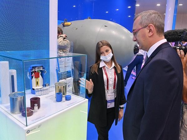 Калужские предприятия представили продукцию на форуме «АРМИЯ-2021»