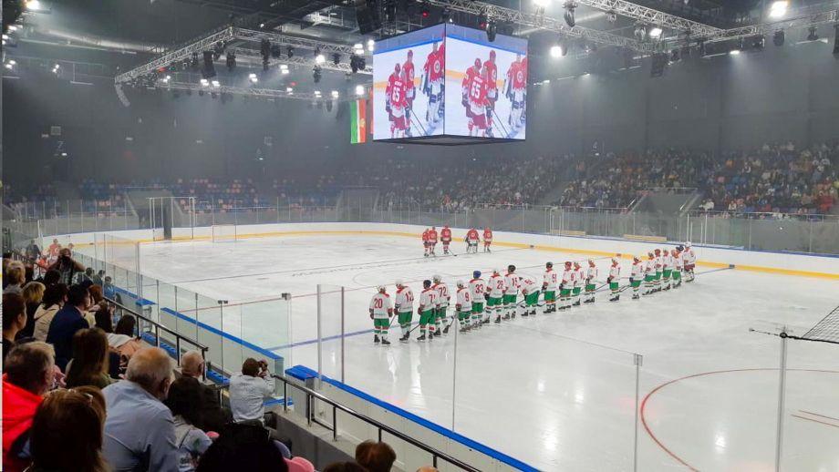 В Калуге накануне 650-летия города торжественно открыли Дворец спорта