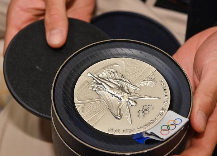 Калужане, участники Олимпиады в Токио, получили награды из рук Владислава Шапши