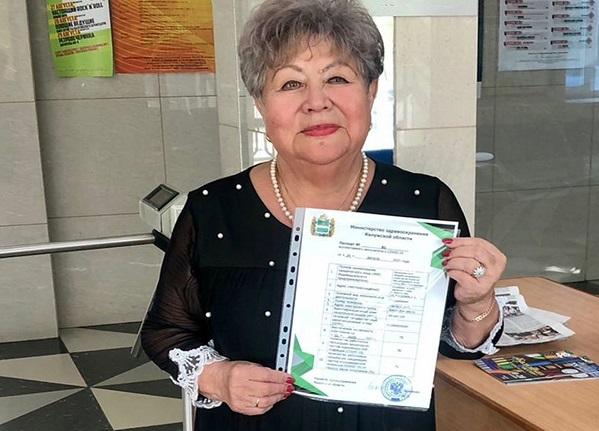 280тысяч жителей Калужской области уже привились от коронавируса