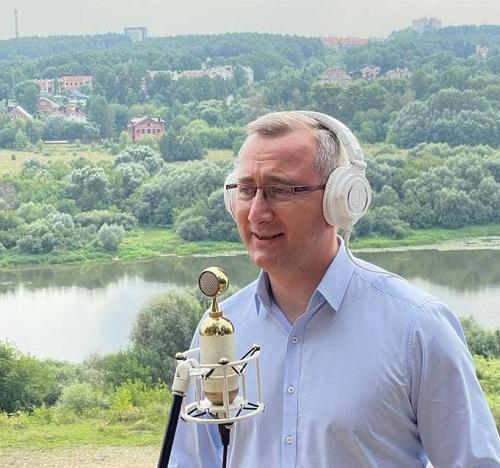 Владислав Шапша готовит музыкальный сюрприз к юбилею Калуги
