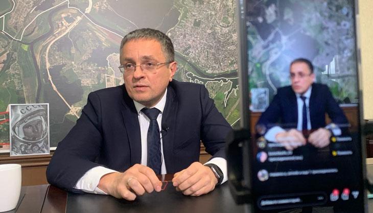 Денисов эфир