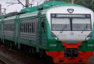 электричка поезд