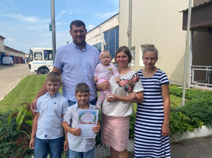 К 1 сентября филиал «Калугаэнерго» провел акцию «Собери ребенка в школу»