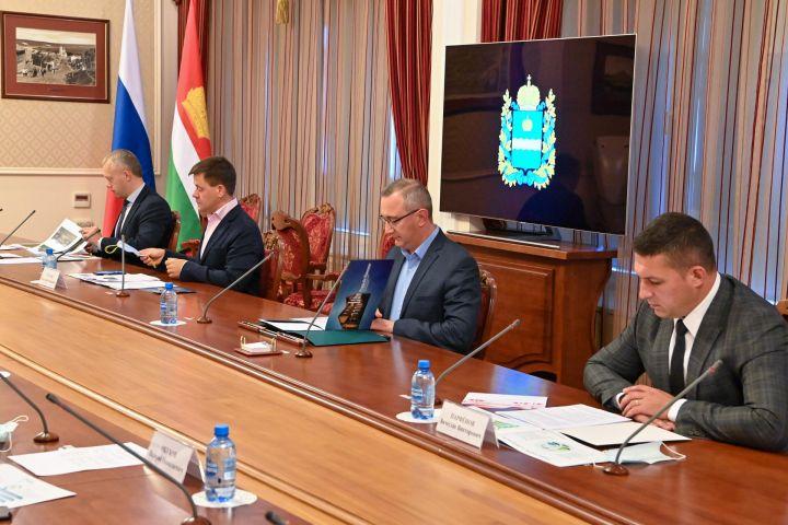 В Калужской области инвесторы восстановят усадьбу Панское