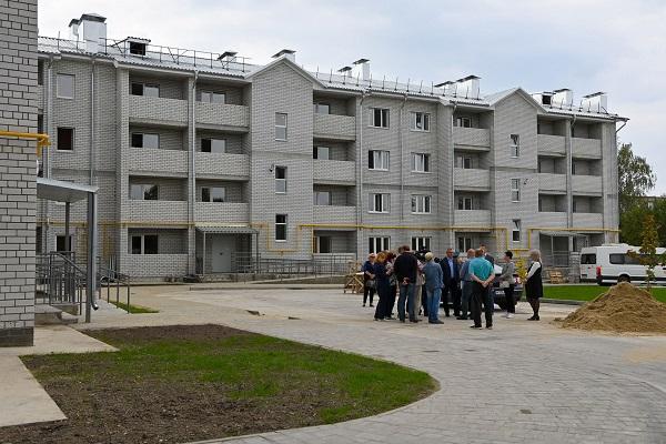 Владислав Шапша с рабочей поездкой посетил Кировский район