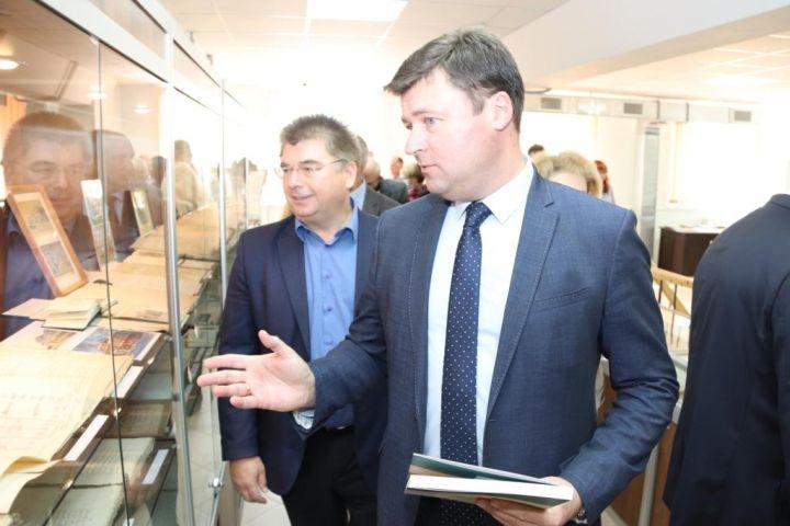 В Калуге открылась выставка истории города