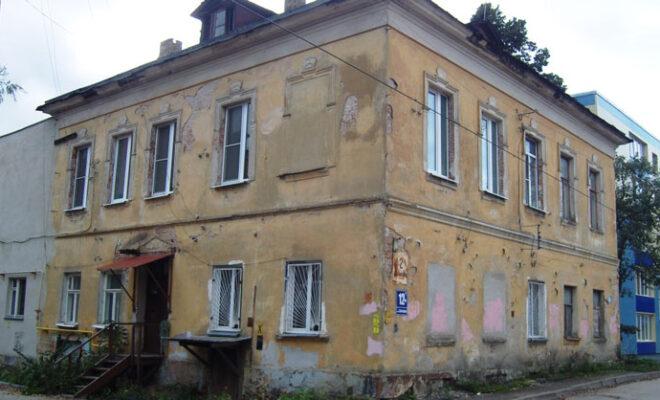 капремонт исторический дом