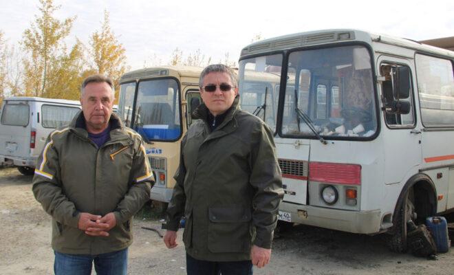 транспорт Калуга