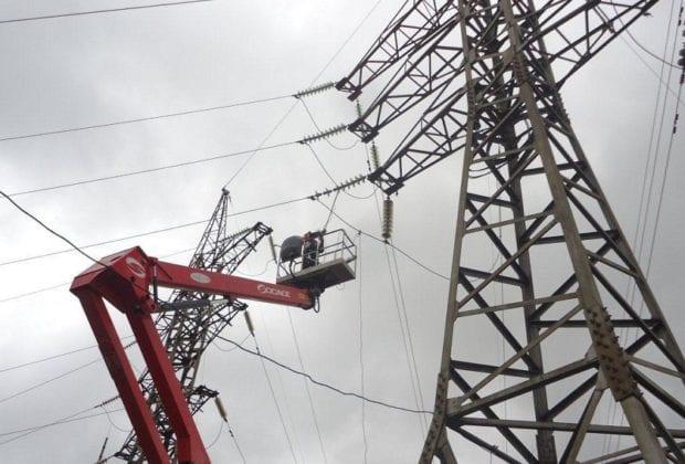 включение электричества