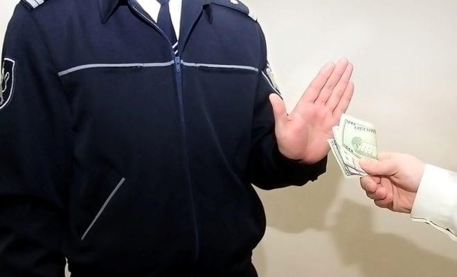 отказ от взятки