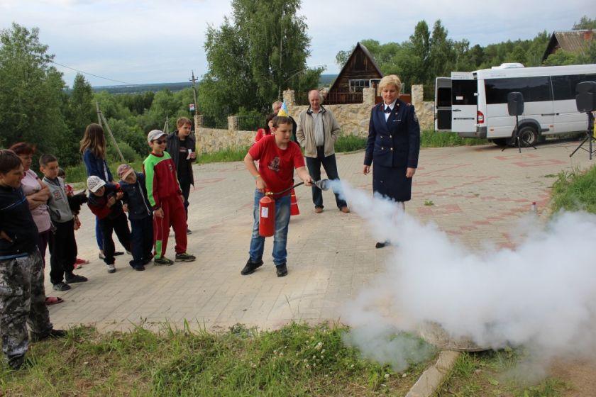 Сельчане отметили «День малой деревни. Фотоотчет