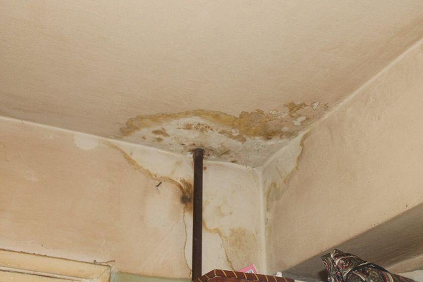 Капитальный ремонт в калужском доме обернулся коммунальной катастрофой