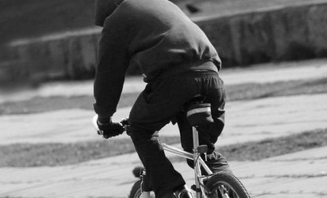 похитил велосипед