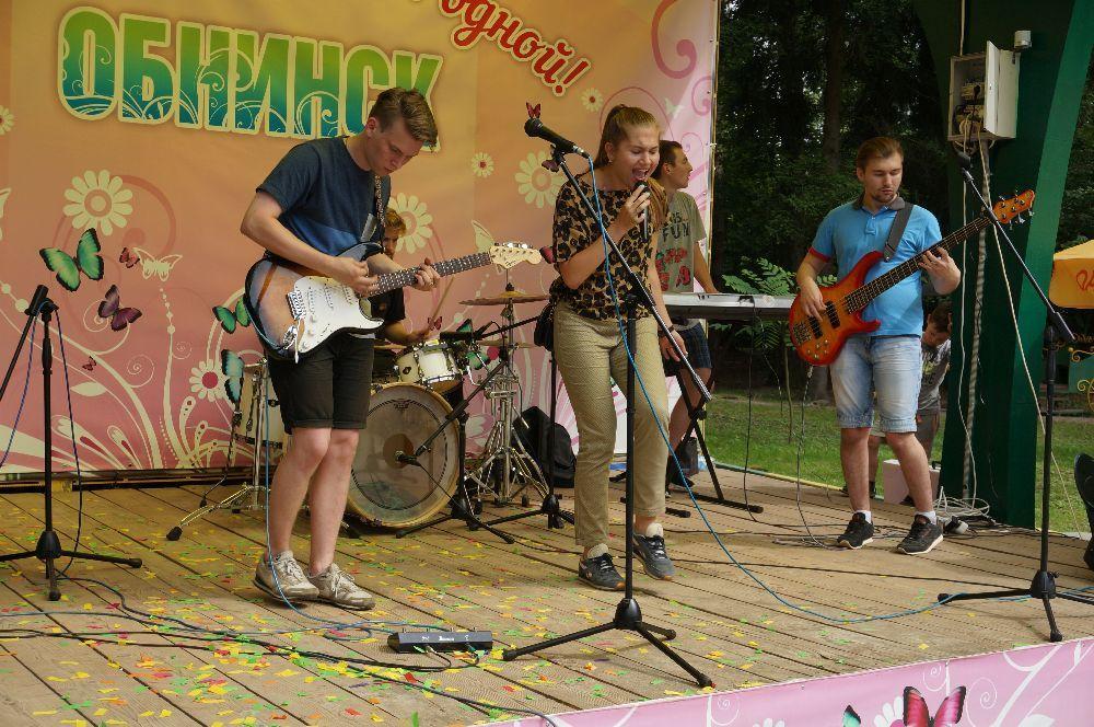 рок музыканты