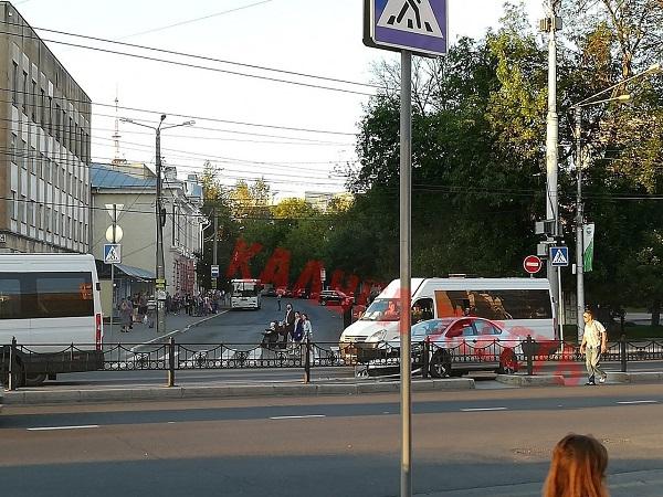 авария на Кирова