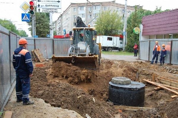 каналицация Московская