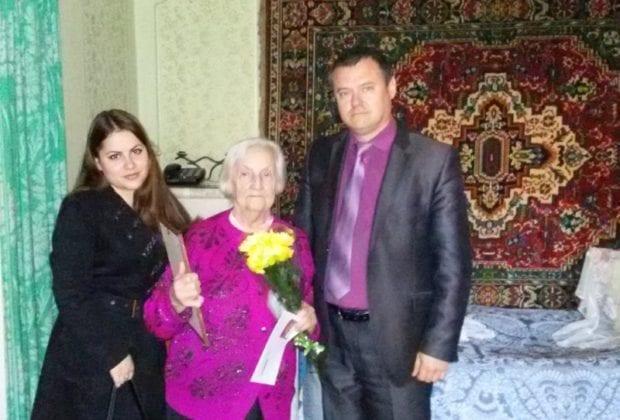 Нина Филипповна Мельникова