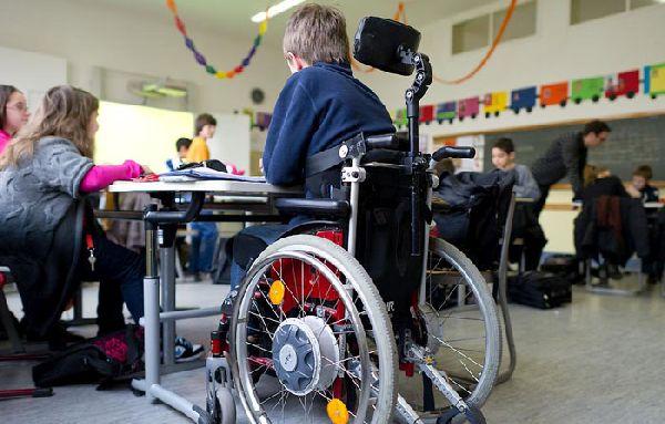 инвалид в школе
