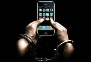 Кража сотового телефона