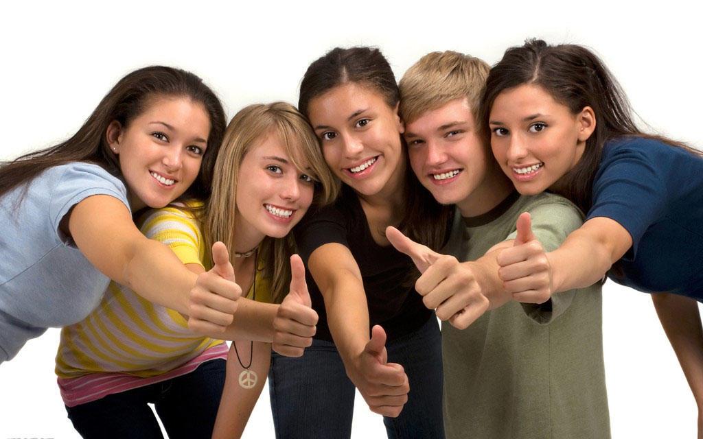 среди в молодёжи знакомства