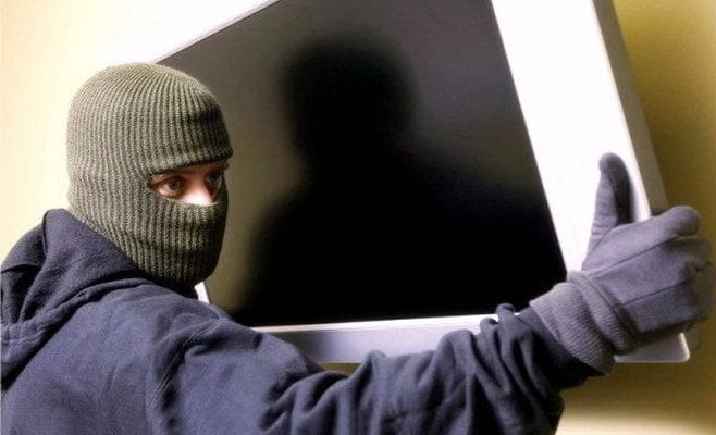 Липчанин похитил изкалужской гостиницы телевизор ради подарка родственникам