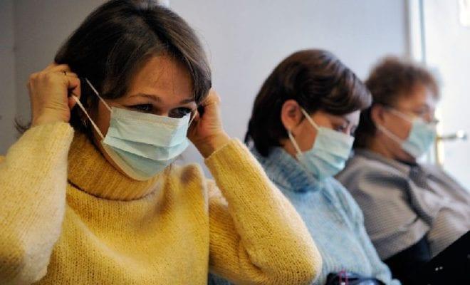 Грипп вКалужской области пока нерегистрировался, заболеваемость ОРВИ слегка снизилась