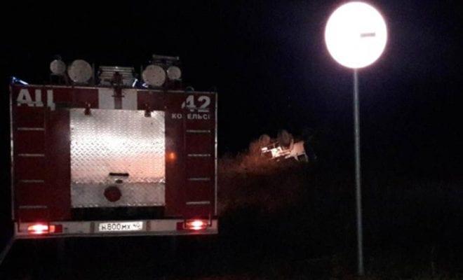Восемь человек пострадали в трагедии сучастием автобуса вКалужской области