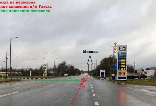 ДТП в Боровском районе